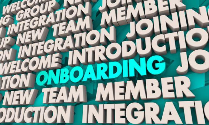 Onboarding during Covid 19